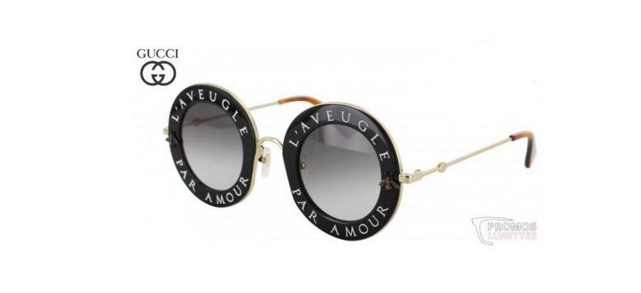 lunettes de soleil Gucci
