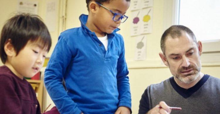 école maternelle bilingue à Paris