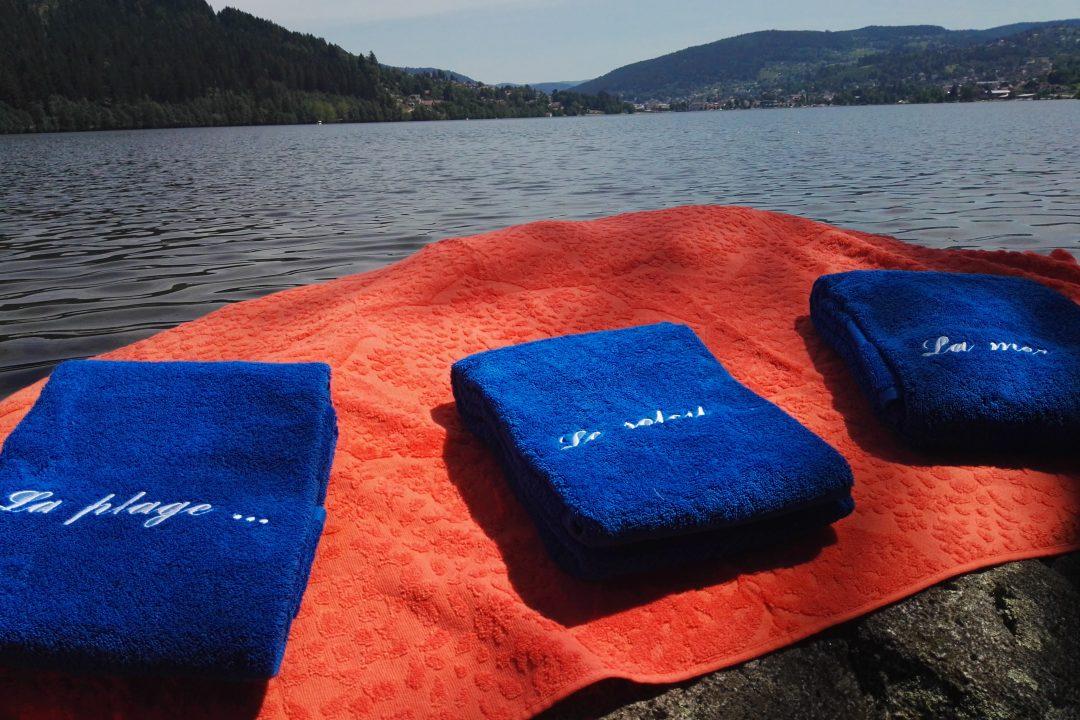 le beau lac de Gérardmer